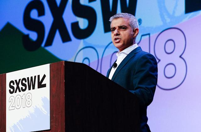 London Mayor: Tech companies aren't above the law