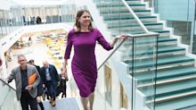 Jo Swinson says Lib Dems would scrap business rates and tax landowners