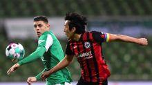 US striker Sargent leads Bremen to 2-1 win over Frankfurt