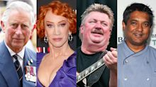 Prince Charles and Kathy Griffin among celebrities directly impacted by the coronavirus