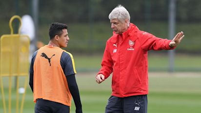 Arsène Wenger: Alexis Sánchez will stay at Arsenal if he rejects new deal