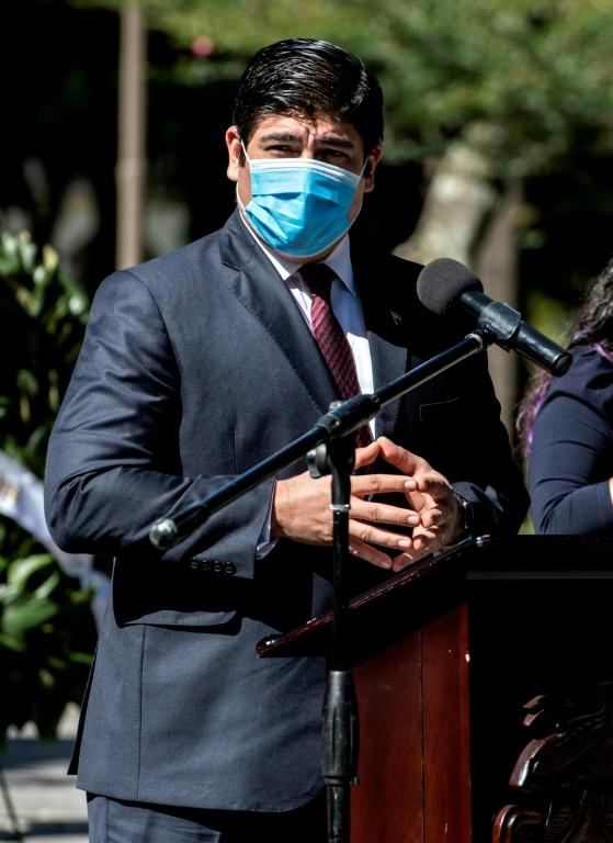 "Costa Rican President Carlos Alvarado has called for the top UN body to be transformed into a ""Human Security Council"""