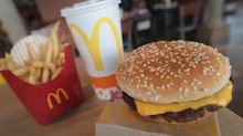 Customers sue McDonald's for $6.5m over cheese on burgers