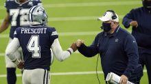 Cowboys' McCarthy on Prescott, Wilson: 'Dak is such an incredible fit'