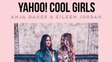 Yahoo! Cool Girls: Anja Bauer und Eileen Jordan sind Stylejunction