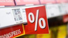 Verbraucherpreise sinken in der Eurozone noch stärker