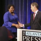 Stacey Abrams' Campaign Files Federal Lawsuit