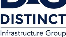 Distinct Infrastructure Group Announces Closing of $35 Million Debt Refinancing