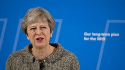 Britain's May faces new battle in parliament over Brexit