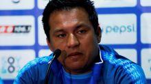 """El seleccionador de Guatemala ve """"favorable"""" el retraso de la eliminatoria a Catar"""
