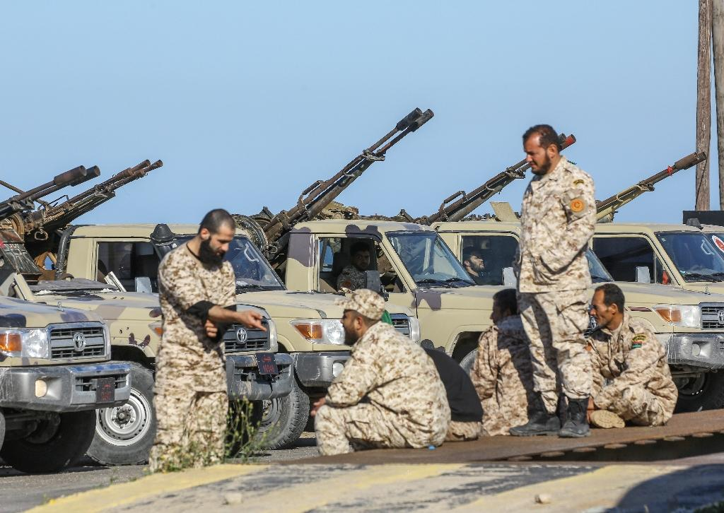 Russia blocks UN Libya statement singling out Haftar's forces