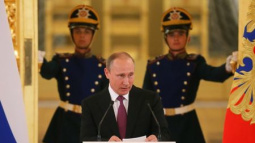 Olympic ban on Russian athletes is result of political plot - Putin