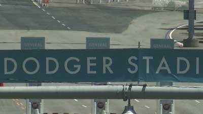 4 arrested after man's beating at Dodger Stadium