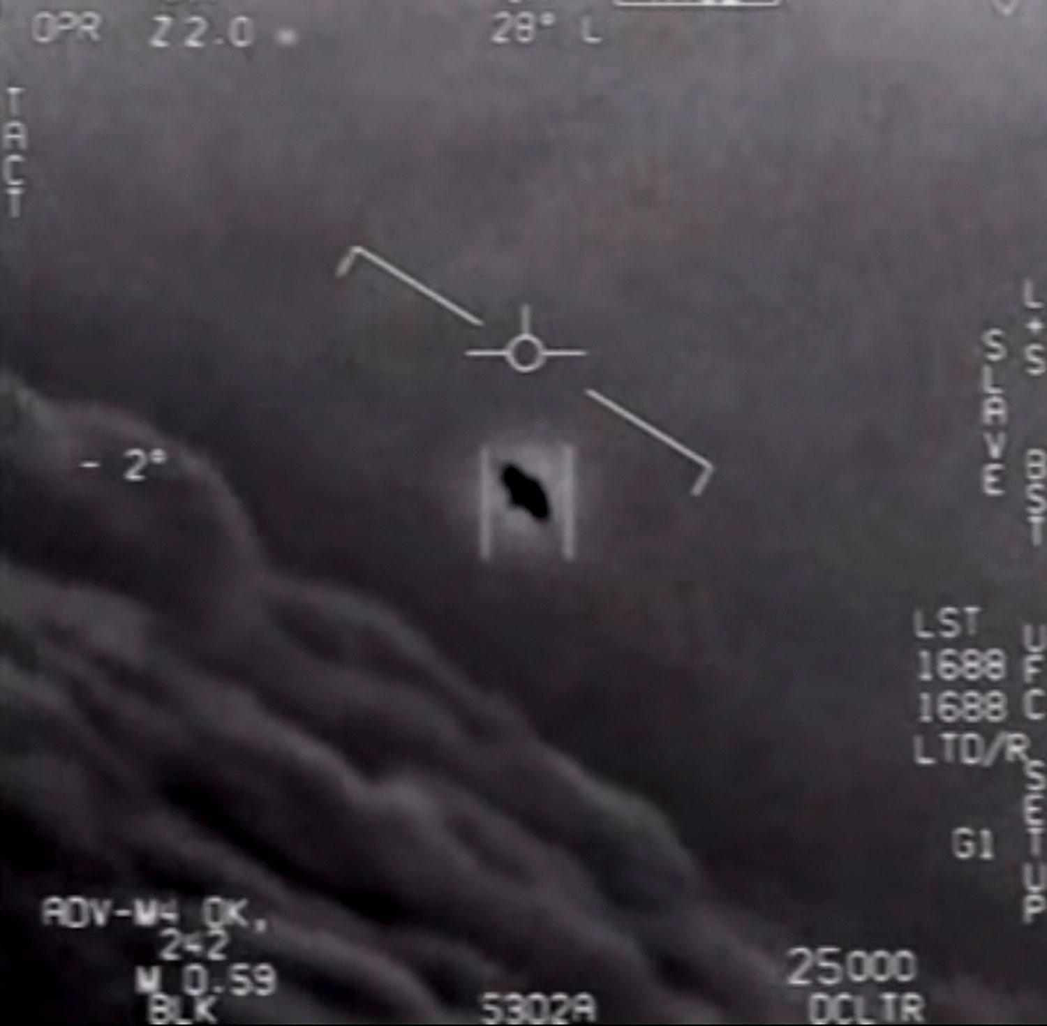 The U.S. Government's Long-Awaited UFO Report Is Here. Its Findings? ¯\_(ツ)_/¯