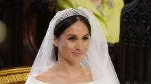 Meghan Markle used Pinterest to plan her wedding make-up according to artist Daniel Martin