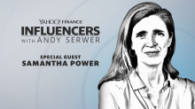 Samantha Power joins Influencers with Andy Serwer