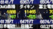 Tokio sube tras dejarse llevar nuevamente por Wall Street y el yen