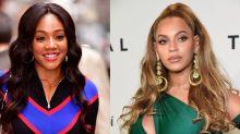 Tiffany Haddish Says Beyoncé's Face Was Bitten