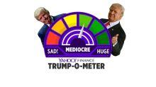 This week in Trumponomics: No new tariffs!