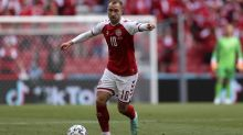 Electrical shock needed to revive Eriksen