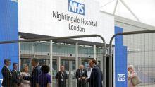 Coronavirus: un immense hôpital de campagne ouvre à Londres
