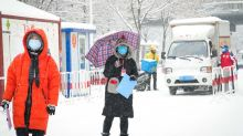 North China city of Harbin puts four districts on lockdown in bid to contain coronavirus