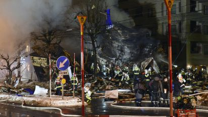 41 people injured in Japan restaurant explosion