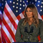 First lady blasts Biden, Dems at solo event in Pa.