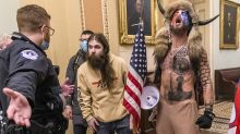 Feds oppose release of Arizona man who wore horns in riot