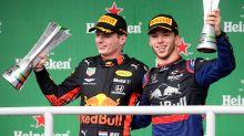 Verstappen s'impose au Brésil, Gasly deuxième !