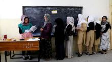 Kabul blast highlights risk to long-delayed Afghan vote