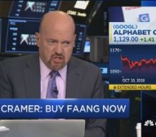 Cramer: Buy FAANG now