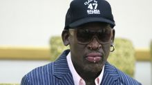 Dennis Rodman reportedly arrested for DUI