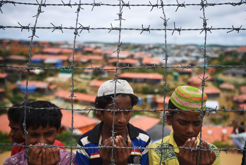 A 2017 Myanmar military crackdown saw around 700,000 Rohingya flee into neighbouring Bangladesh