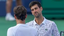 Djokovic extends stunning record against Federer