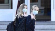 Las princesas de España están aisladas por un caso de coronavirus en su escuela