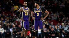 Sem LeBron e Davis, Lakers vencem Wizards em jogo de preparação