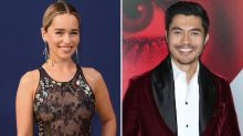 Emilia Clarke and 'Crazy Rich Asians' Breakout Henry Golding to Star in 'Last Christmas'