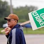UAW strike is first auto-industry strike in 12 years