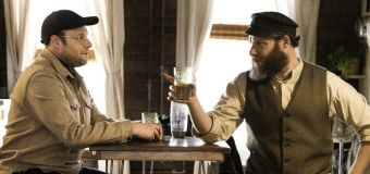 Seth Rogen: 'Other actors stress me out'