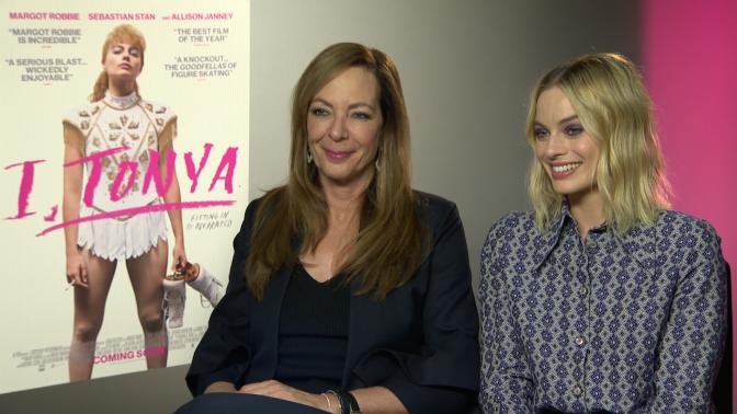 Margot Robbie responds to 'I, Tonya' accuracy criticism (exclusive)