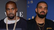 Kanye West just tried to expose Drake on Twitter