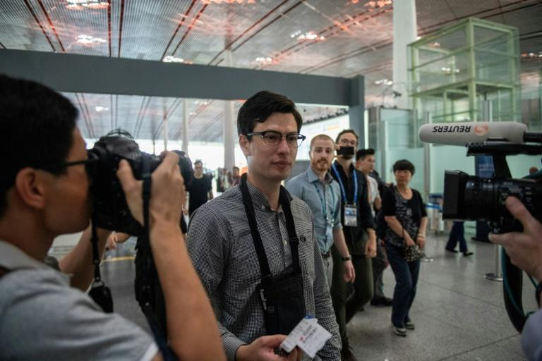 Australian student Alek Sigley organised tours to North Korea, and ran a number of social media sites