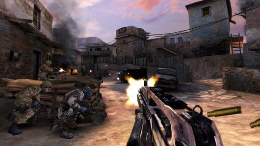 Call of Duty: Strike Team ducks out of cover onto iOS [update: trailer!]