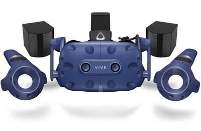 VIVE Pro Eye Launches Today In North America, Setting A New Standard For Enterprise Virtual Reality