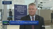 Coca-Cola exec has advice for Trump and Xi: 'Exchange WeChat accounts'
