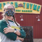 'We do it because it's important': How grocery store employees are enforcing mask rules