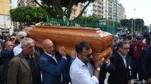 Funerali Rita Borsellino: chiesa gremita a Palermo per l'ultimo saluto