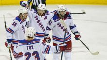 Rangers begin late playoff push after standing pat at deadline
