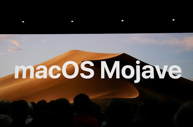 Apple announces updated macOS Mojave is coming this fall